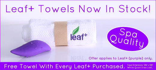 Leaf+ Towels Now In Stock!