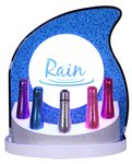 Rain Product Display